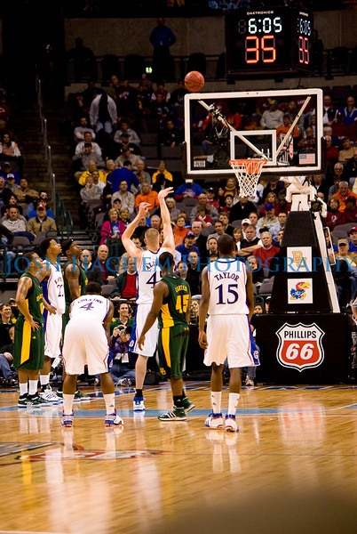 March 12, 2009 KU v Baylor MBB Big12 042