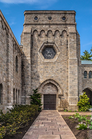 PA-Montco-Bryn Athyn Cathedral