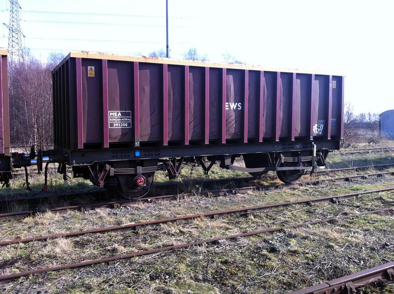 MEA 391350 seen at Dee Marsh 17/02/13.