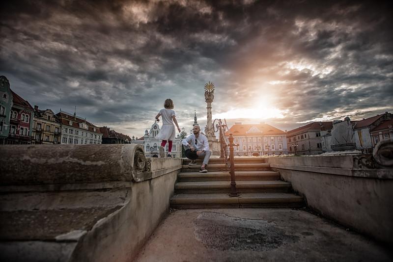 Sedinta foto in Timisoara