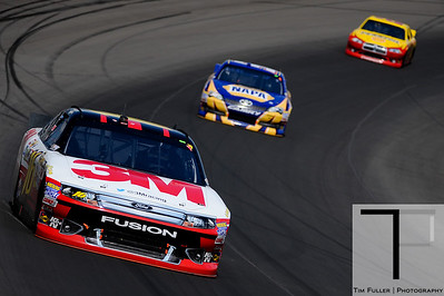 NASCAR Sprint Cup Series: Pure Michigan 400 8/19/12