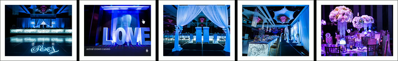The Astral Venue | Crown | Perth | Weddings