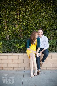 Brian and Christina