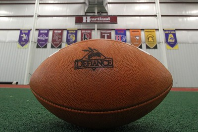 2012 Defiance College Spring Football Practice (04-14-12)