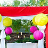 hanging paper lanterns for weddings : hanging paper lanterns for weddings