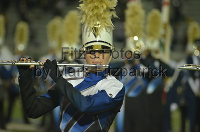 Band FB vs. Notre Dame