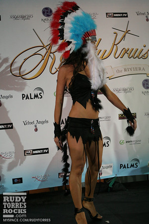 Miss Kandy Foreplay Costume & Lingerie Show