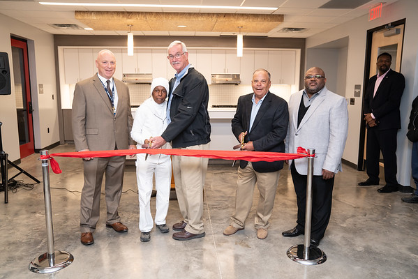City of Memphis Multiplex Ribbon Cutting
