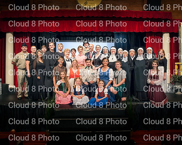 The Sound of Music - Cast Photos