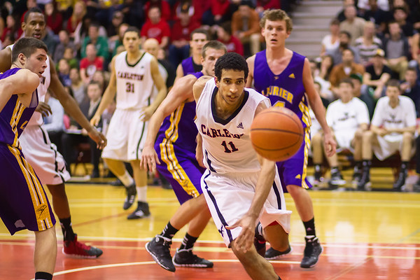 Carleton Ravens Mens Basketball