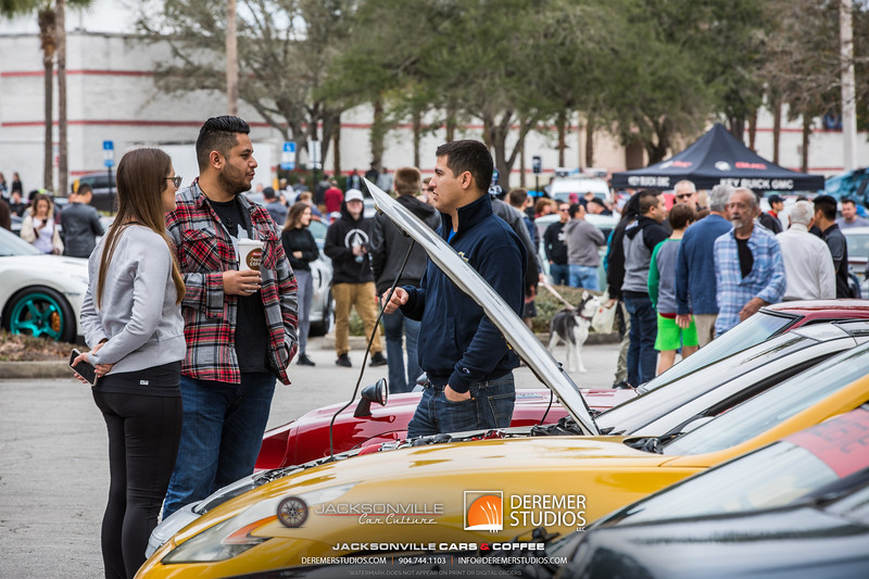 2019 01 Jax Car Culture - Cars and Coffee 082A - Deremer Studios LLC