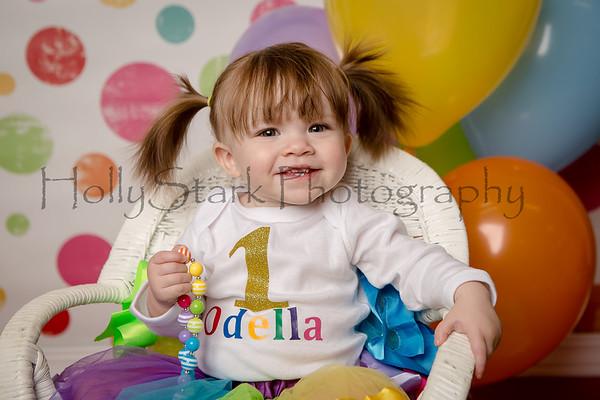 Della {One Year}