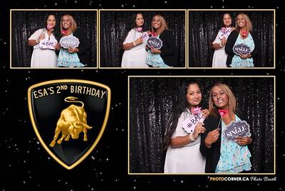 Esa's 2nd Birthday - 09-08-2018