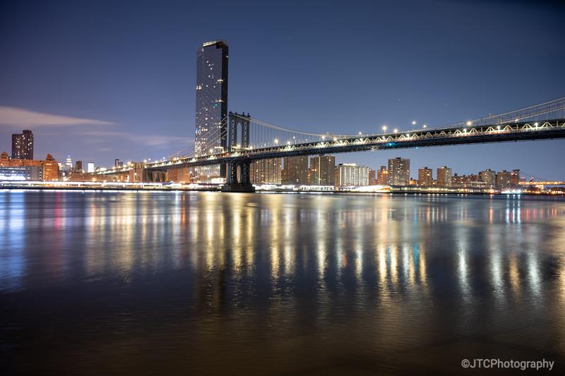 Brooklyn/Manhattan Bridge 02-12-2020