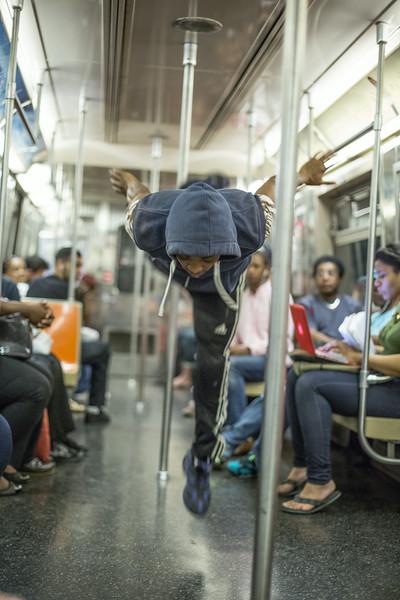 Showtime: Bboys & Subway Dancers