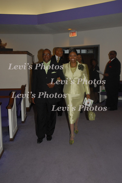 Rev. & Mrs. Derick Walter Appreciation Sunday 2011