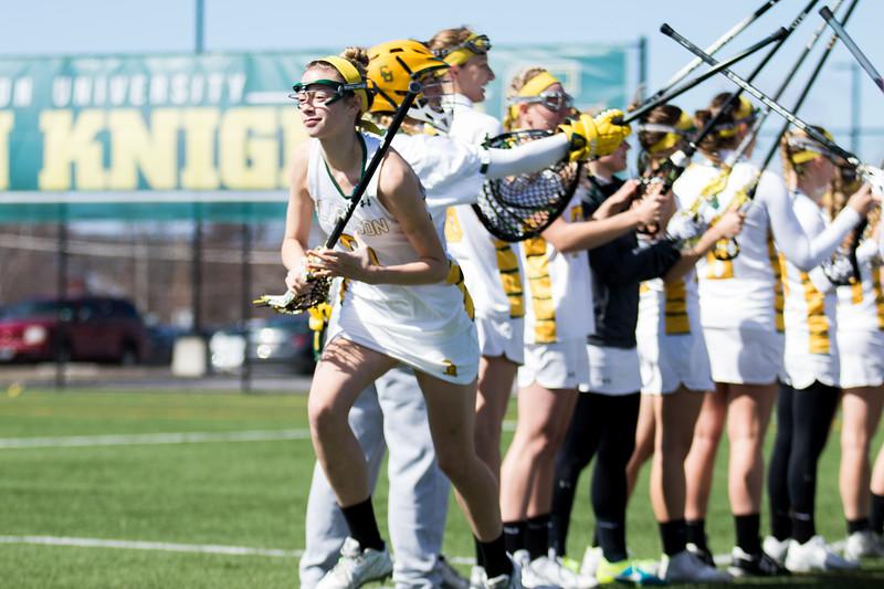 Clarkson Athletics: Women Lacrosse vs. RPI
