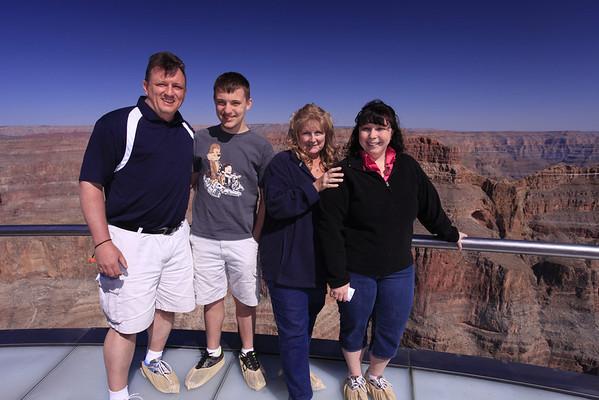Grand Canyon West Rim Apr 29, 2014