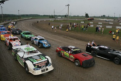 South Buxton Raceway, Merlin, ON, August 6, 2011
