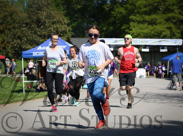 1 Mile Fun Run