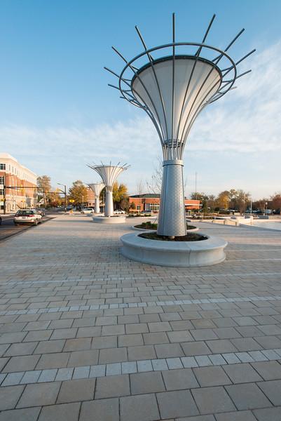 Novemeber 16, 2014  Rock Hill, South Carolina Fountain Park