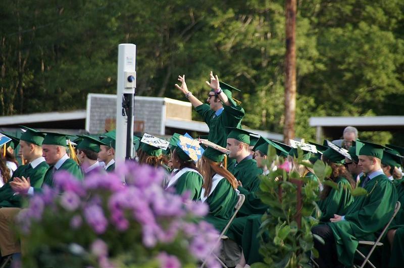 2015 NRHS Graduation - pix of others