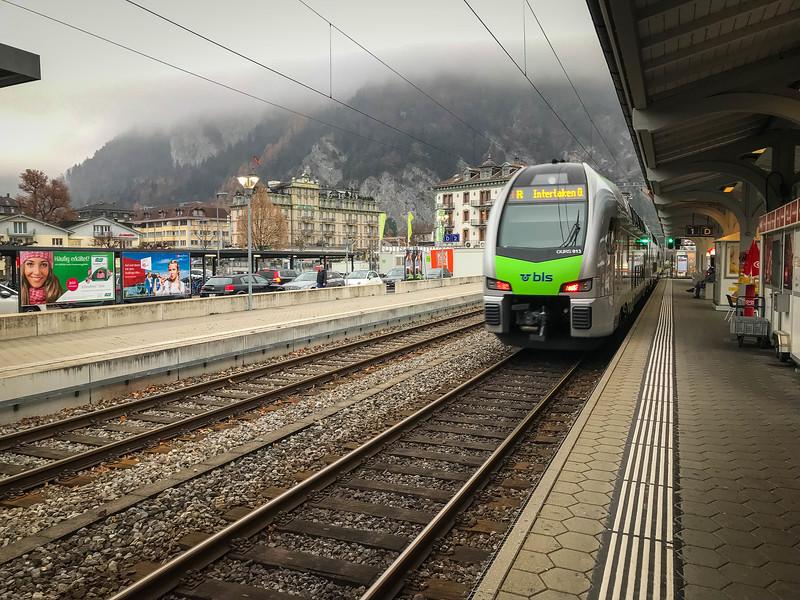 interlaken train station