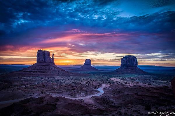 AUG 17 - Kayenta, AZ / Monument Valley