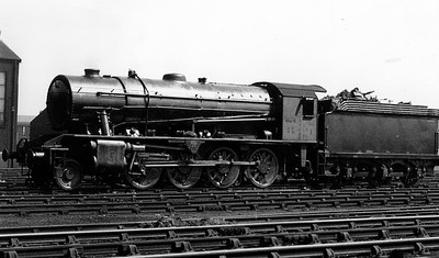 WD 2-8-0 Still with WD numbers