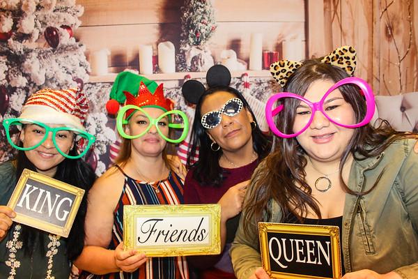 Hampton Inn Holiday Party 12/19/19