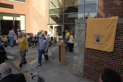 24966 Brooks Hall Dedication