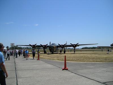 B-24 & B-17