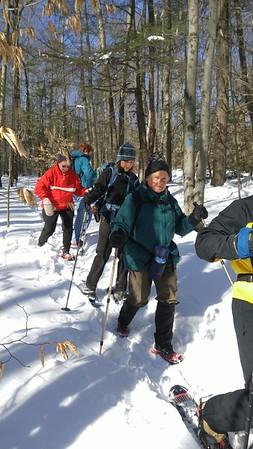March 18 Saturday Hike