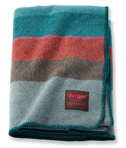 Pendleton Wool Blanket | Gift Ideas for Travelers