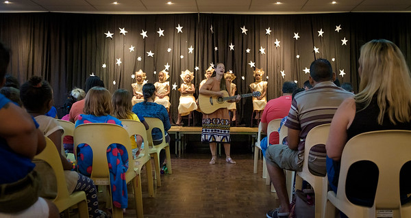 Eden College Christmas Pageant Shared