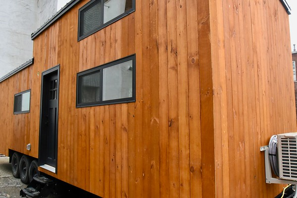 Builder of tiny houses expanding operation into Adams