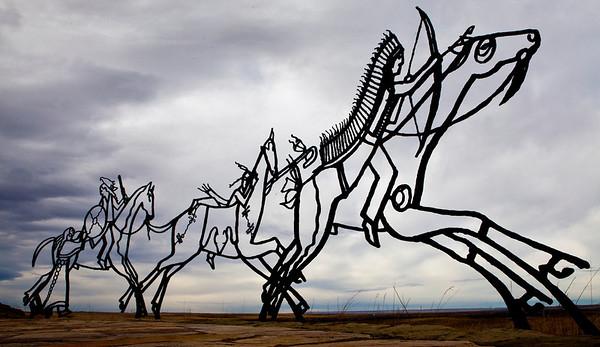 Little Bighorn Battlefield NM MT