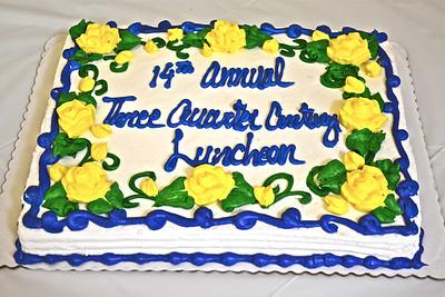 Three-Quarter Century Club Luncheon 2013