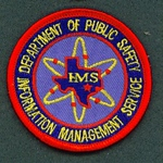 TX DPS Hat Patches