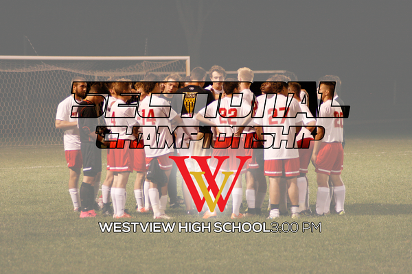 WV Boys Soccer Gameday Graphics