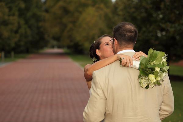 Katie and David Wedding