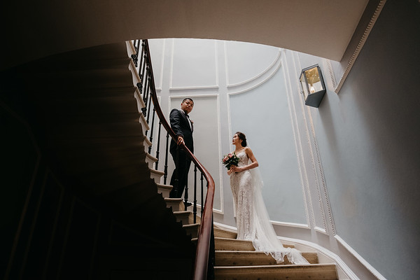 Regina and Owen - wedding