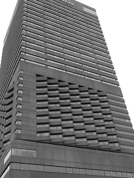 Brutalism At The Delta Hotel