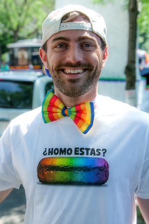 Gay Pride Parade, Chicago 2015