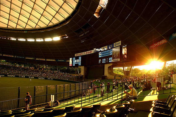 Lions - Seibu Dome