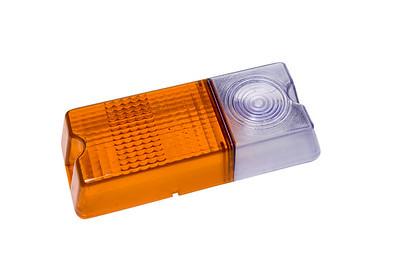 ZETOR FRONT SIDE INDICATOR LIGHT LENS 931895