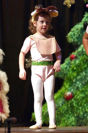 Christmas 2007 Dance Recital - Dig That Crazy Santa