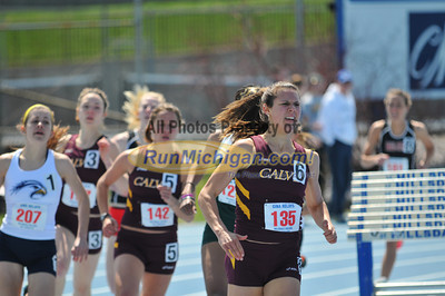 Women's 800, Day 2 - 2013 Hillsdale Gina Relays (Day 2)