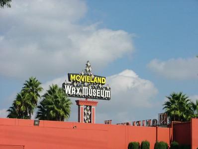 Movieland Wax Museum - 10/28/05