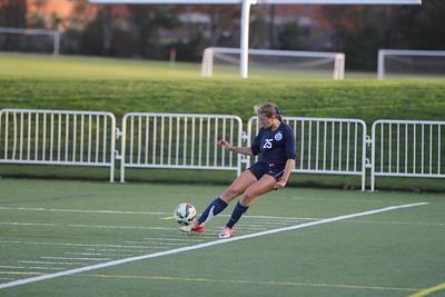 Girls Soccer vs BB&N 10/20/14